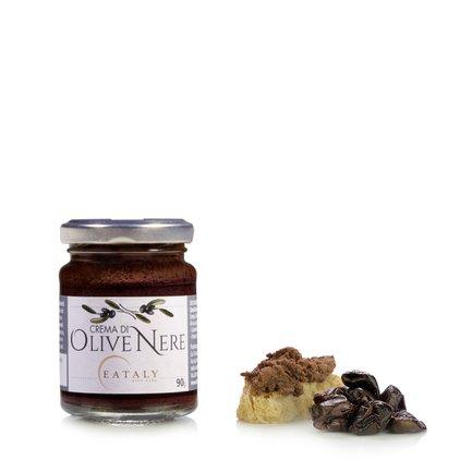 Crema di Olive Nere 90 g Eataly