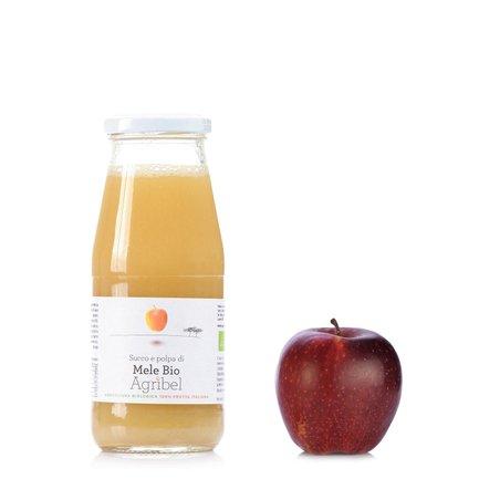 Succo e Polpa di Mele Bio 420 ml