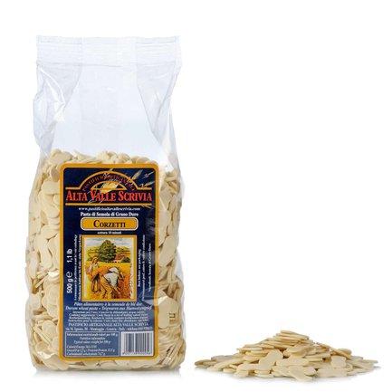 Pasta Corzetti 0,5kg