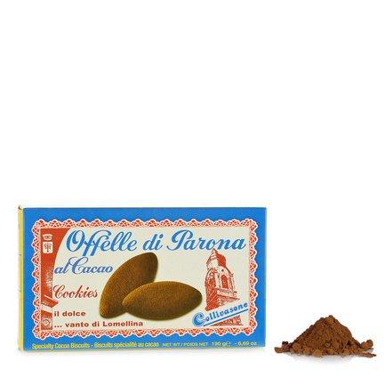 Offelle di Parona al Cacao  190gr