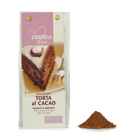 Miscela per Torta al Cacao 400g