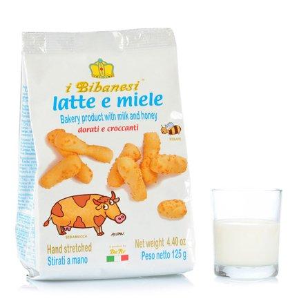 Bibanesi Latte e Miele 125g
