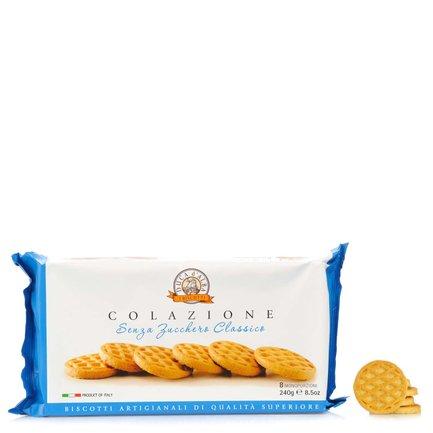 Biscotti Classici Senza Zucchero  240g