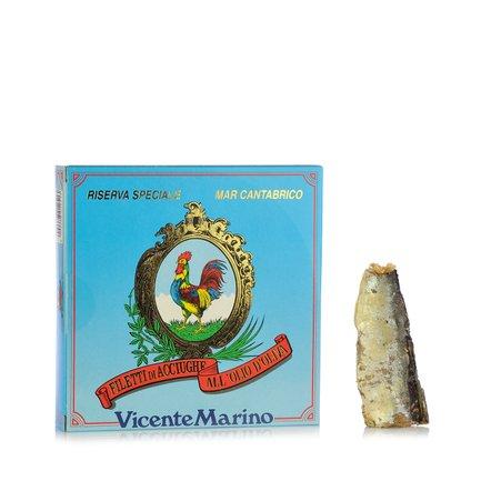Filetti di Acciughe Riserva Speciale g 0,275