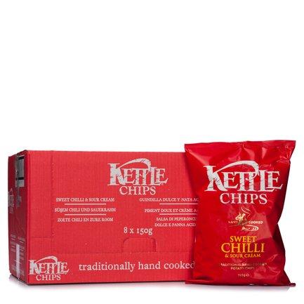 Chips al Peperoncino dolce 8 pz. 1,2Kg