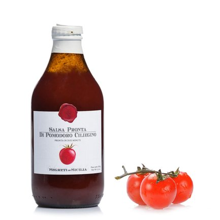 Salsa Pronta di Pomodoro Ciliegino 330g
