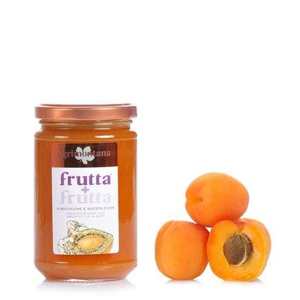 Frutta+Frutta Albicocca 320g