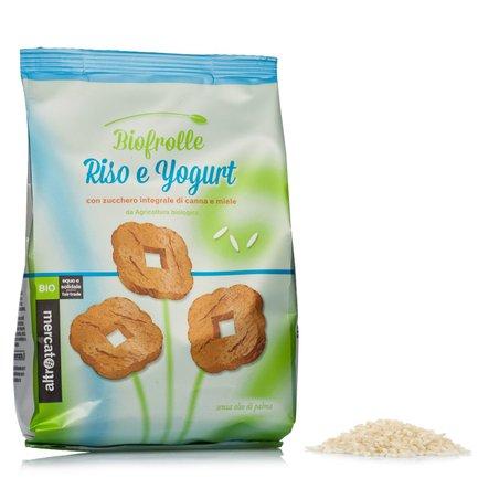 Biofrolle Riso e Yogurt  250g