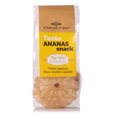 Ananas Disidratato a Fette 50g