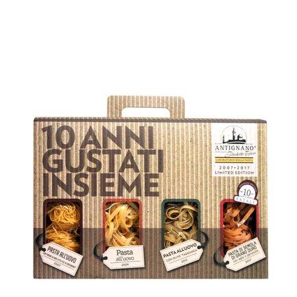Confezione Anniversario Antignano 4x 1Kg