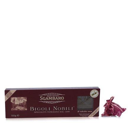 Bigoli Al Radicchio 500g