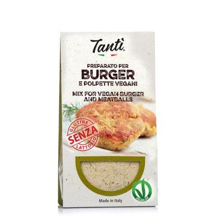 Preparato Burger Vegano 150g