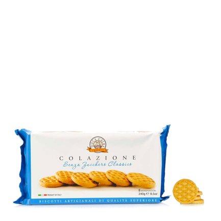 Biscotti Classici Senza Zucchero  0,29