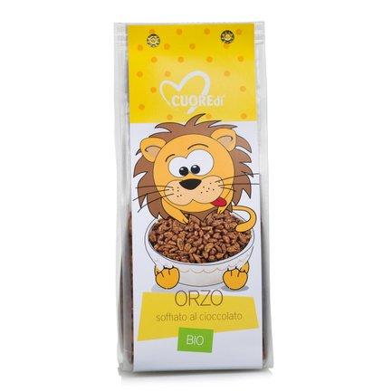Orzo Soffiato al Cioccolato Kids Bio 125g