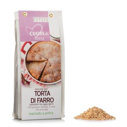 Preparato Torta Farro 400g