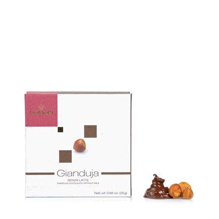 Tavoletta di Cioccolato Gianduja Senza Latte 70% 25g