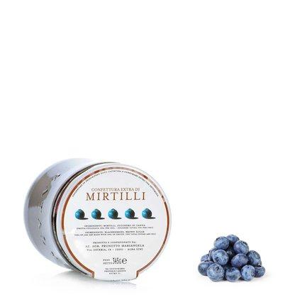 Confettura Extra Mirtilli 345g EATALY