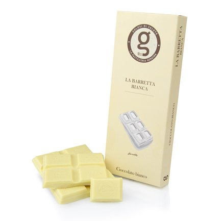 Barrette Cioccolato Bianco 75g 75g