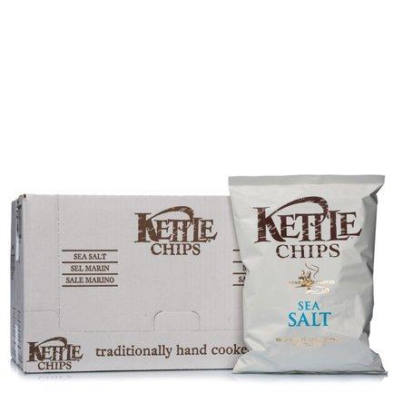 Chips al Sale Marino  8 pz. 800g