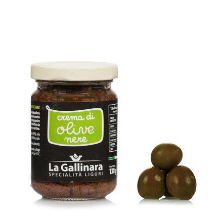Crema di Olive Nere 130g