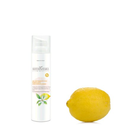 Gel Detergente Viso Limone