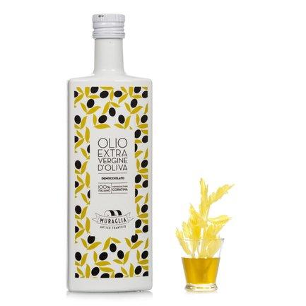 Olio denocciolato monocultivar oliva coratina 0,5 l