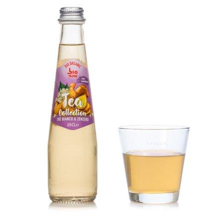 Tè Bianco e Zenzero bio 250ml