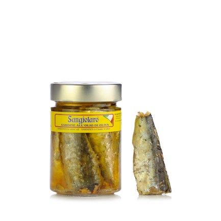 Sardine in Olio d'Oliva  300gr