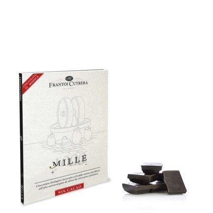 Cioccolato di Modica 95% Olio 50g