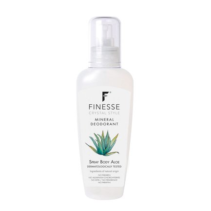 Spray Allume di Potassio all'Aloe 125ml