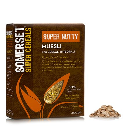 Super Nutty Muesli 400g