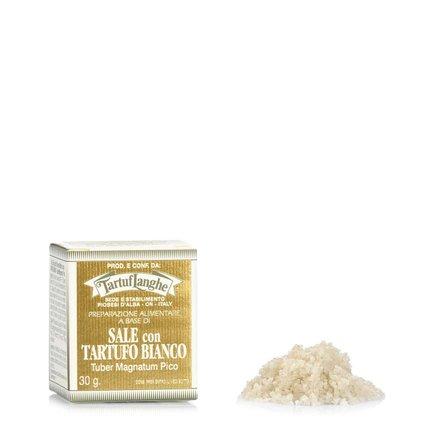 Sale Con Tartufo Bianco 30g 30g