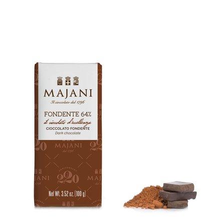 Tavoletta di Cioccolato Fondente 64% 100g