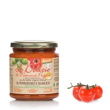 Sugo pomodoro e basilico 300g