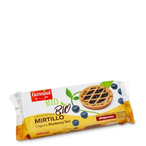 Crostatina al Mirtillo Bio 270g