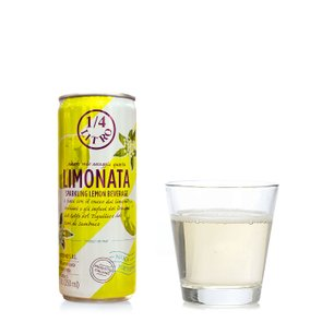 Limonata 250ml in Lattina