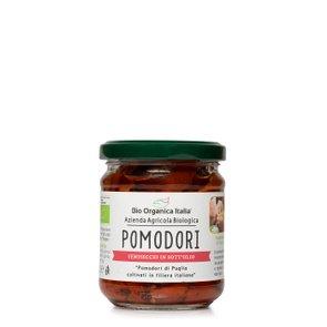 Pomodori Semi Secchi Sott'olio Bio 190g