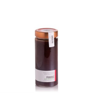 Confettura Extra alla Fragola Bio 350g
