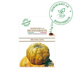 Semi Bio Melone Zatta r 2g