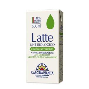 Latte Parzialmente Scremato Alta Digeribilità UHT 500ml