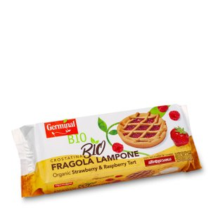 Crostatina Fragola e Lampone Bio  270g
