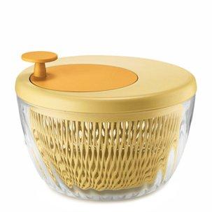 Spin&Store Centrifuga per Insalata Gialla 26 cm