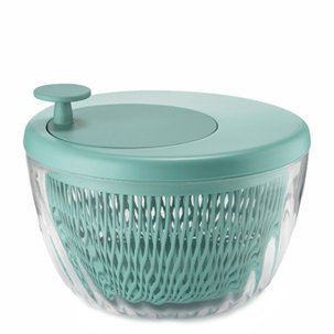 Spin&Store Centrifuga per Insalata Verde 26 cm