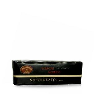 Torrone Tenero Nocciola e Cacao 200g
