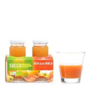 Succomio Aceplus mela 2x200 ml