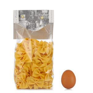Farfalle all'uovo 250g