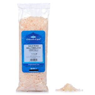 Sale Rosa dell'Himalaya Grosso  1kg