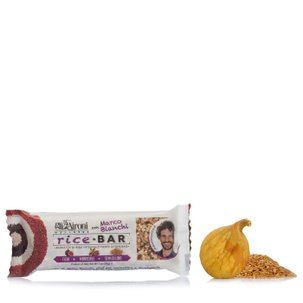 Rice Bar Fichi Mandorle Semi di Lino  30g