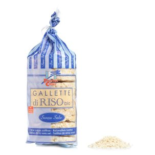 Gallette di Riso senza sale 100g