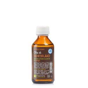 Olio di Semi di Lino Bio 100ml